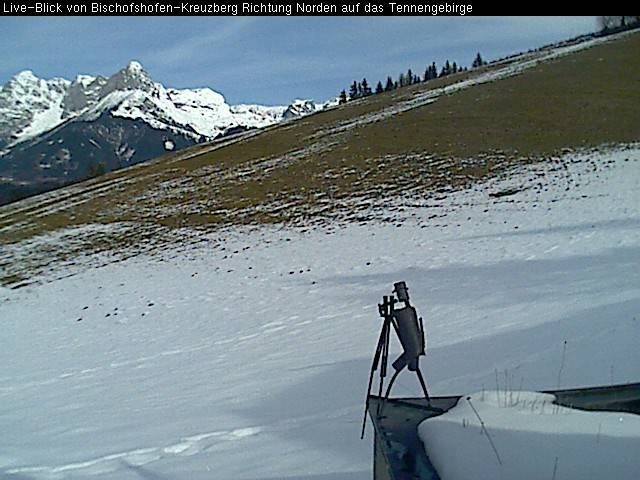 Webcam Tennengebirge
