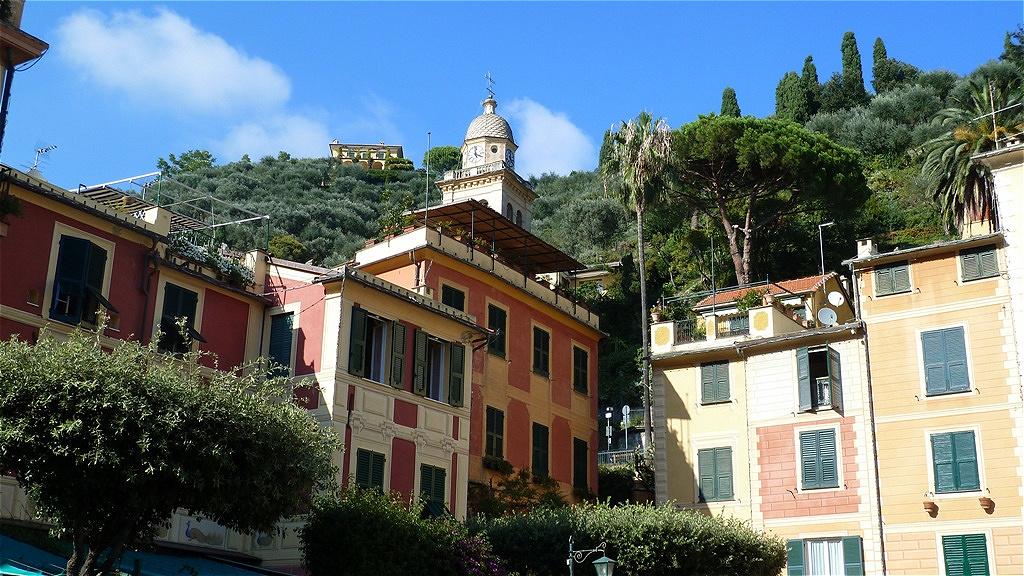Der Ort Portofino wurde vom Römischen Reich unter dem Namen Portus Delphini (Delfinhafen) gegründet