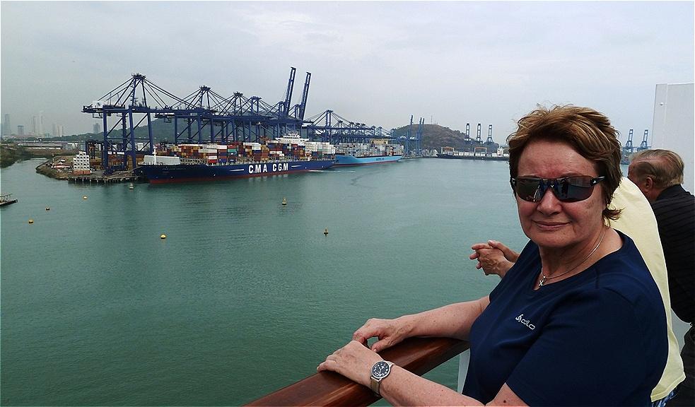 Im Balboa - Seehafen