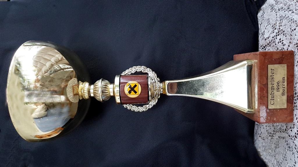 Vereinsmeister Herren Einzel 1996