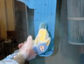 prašno lakiranje