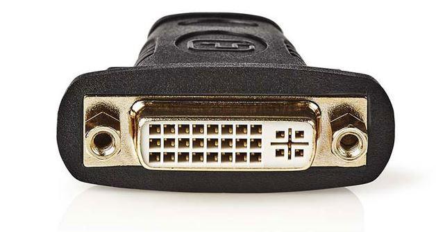 Αντάπτορας HDMI αρσενικό - DVI θηλυκό.