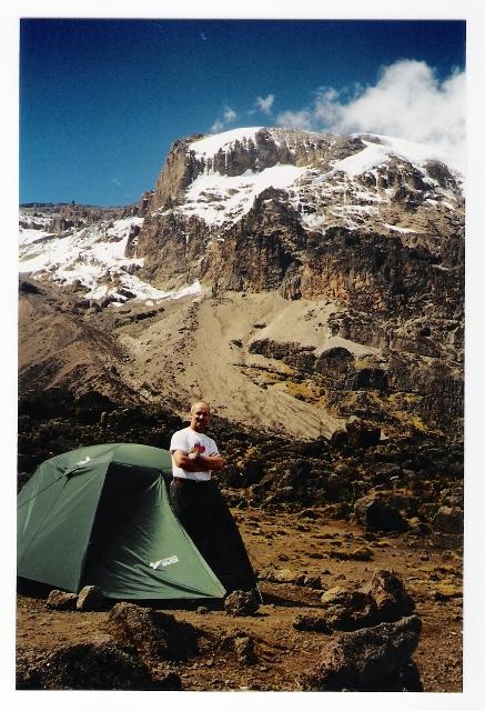 Im Baranco Camp - 3.985 m
