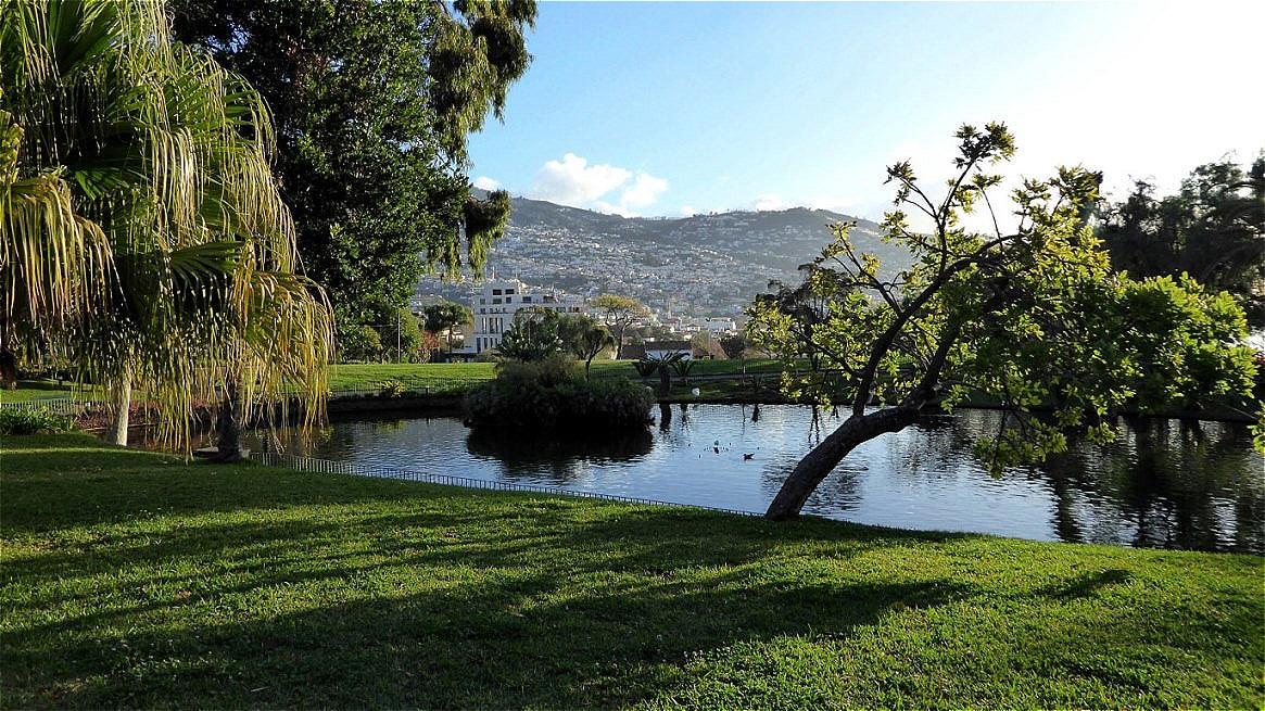 Im Santa Catarina Park