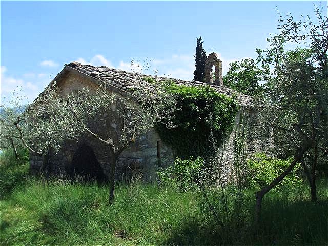 Antikes Kirchlein