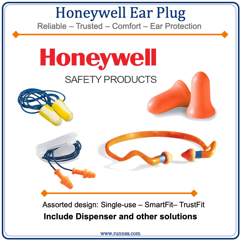 Honeywell Ear & Hearing Protection