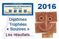 JNCP. Cérémonie de remise des Trophées 2015.