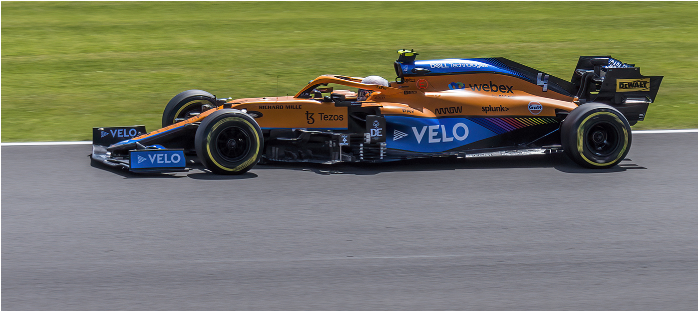 Highly Commended: Lando Norris (Mark Rock)