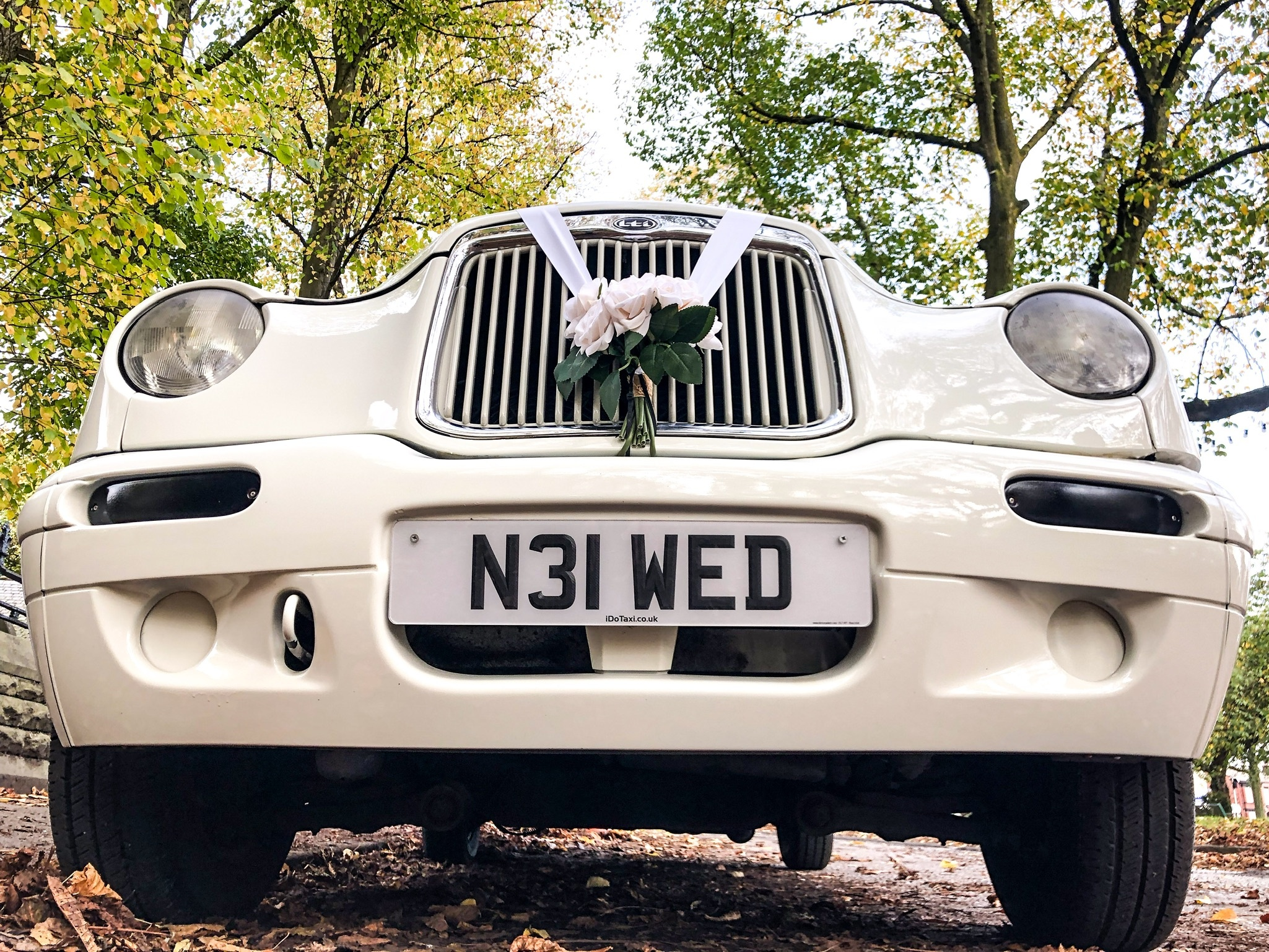 eccles monton green wedding taxi