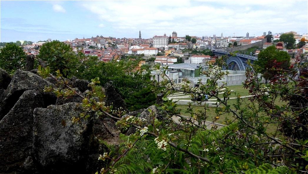 Im Jardim do Morro