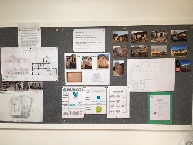 Display of information about the new extension 04.09.21