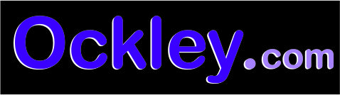 Ockley Village - the original web site