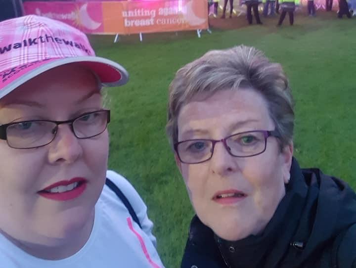 Walk The Walk - Breast Cancer - June 2019