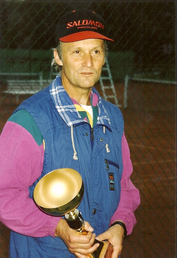Tennis-Vereinsmeister - 1993