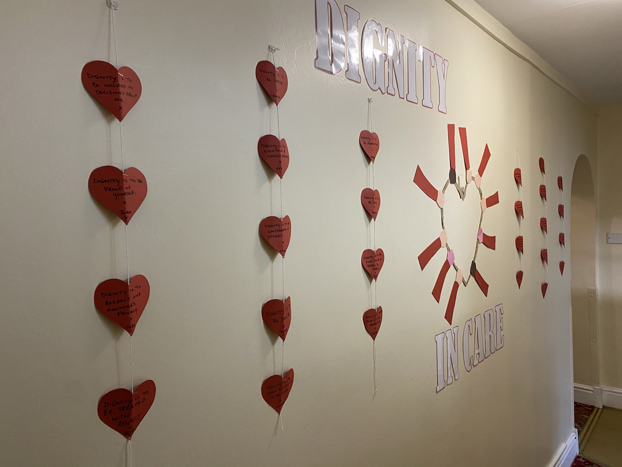 Dignity Day Decorations - 01.02.21
