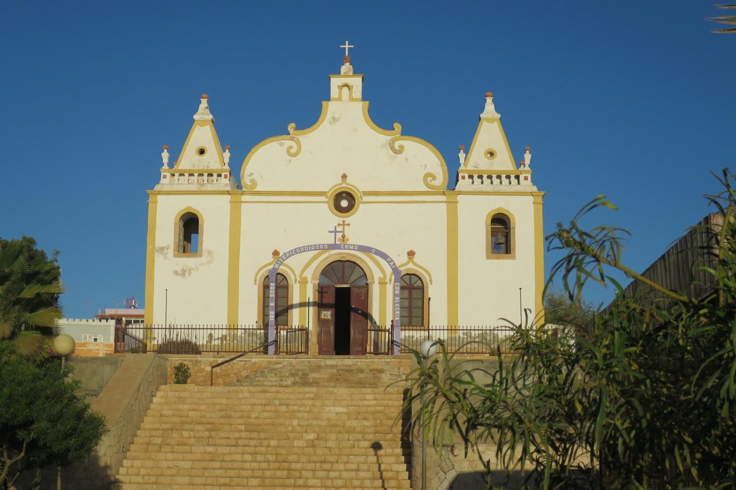 Eglise de Vila do Maio