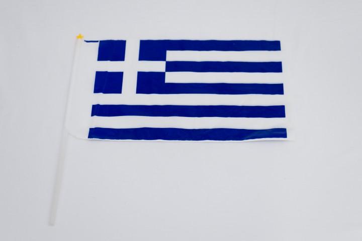 ΚΩΔ: 0126 Σημαιάκι πλαστικό σετ 25τεμ.