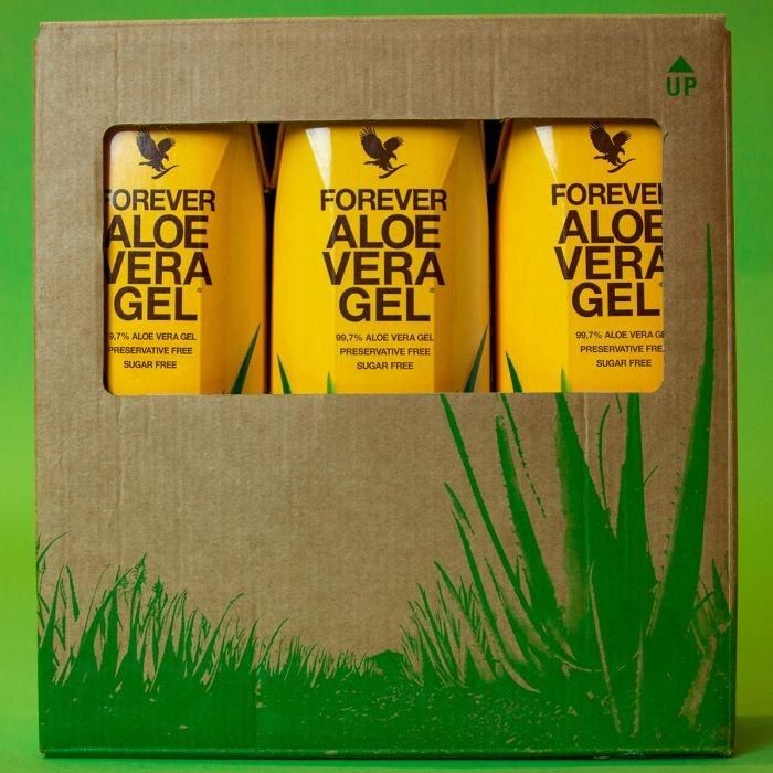 Aloe Vera Gel TriPak