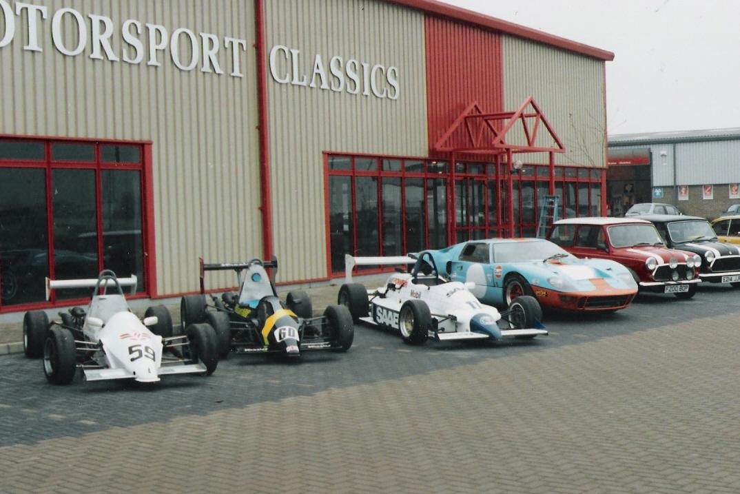 Motorsport Classics 1993, Corby