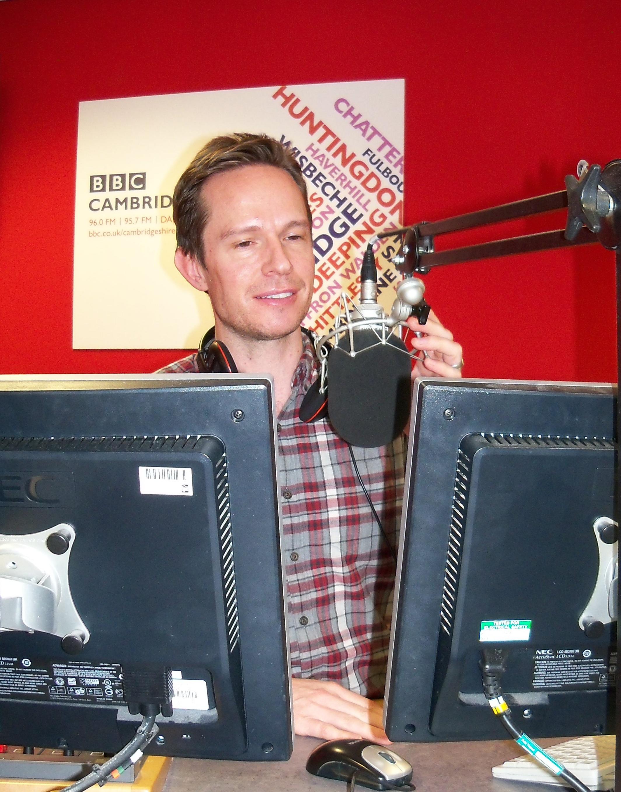 Jeramy Sallis BBC Radio