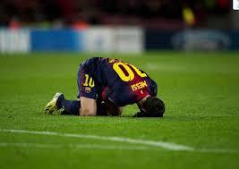 CINEMA: Le Messi peut aussi être à genoux