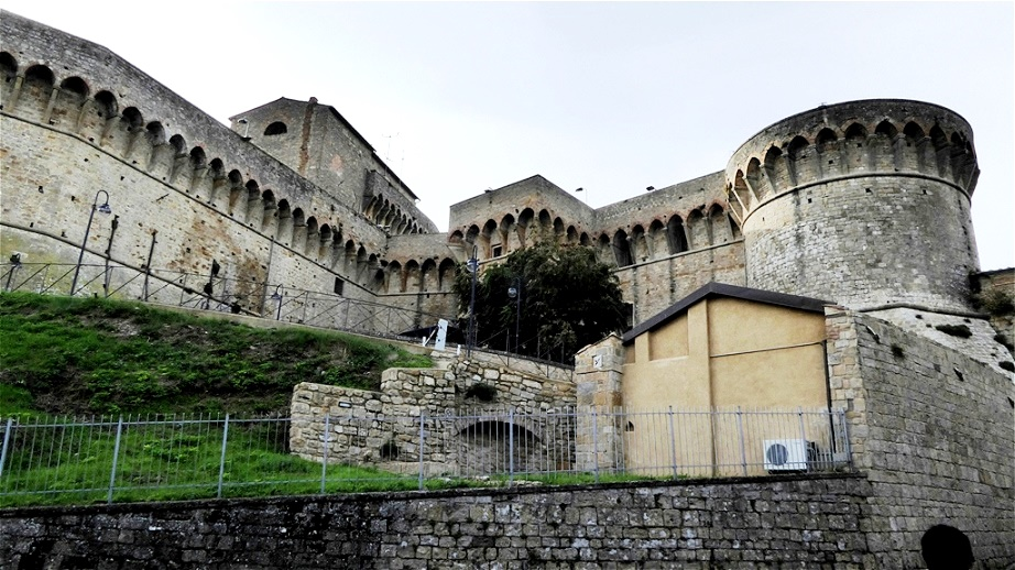 Fortezza Medicia - heute ein Gefängnis