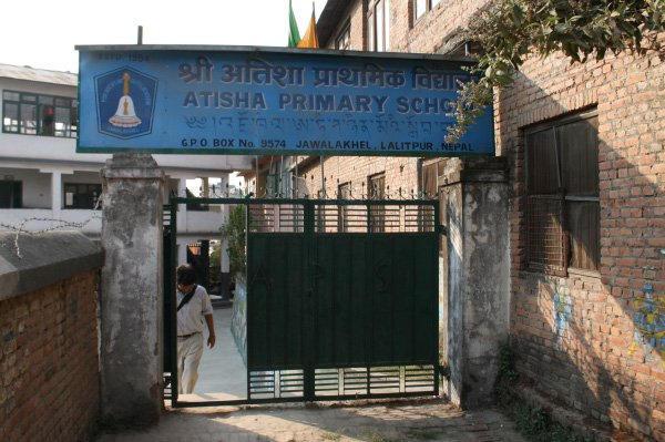 Bienvenue à l'école primaire du camp de réfugiés tibétains de Jawalakhel