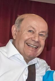Walter harrer Obmann der Zeitbank Schlatt