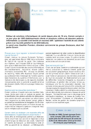 Interview G. Frandon Regards de la FHP Octobre 2012