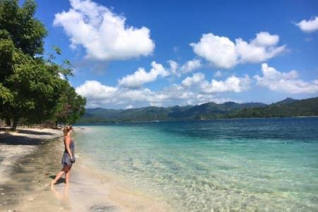 Captivating Beach
