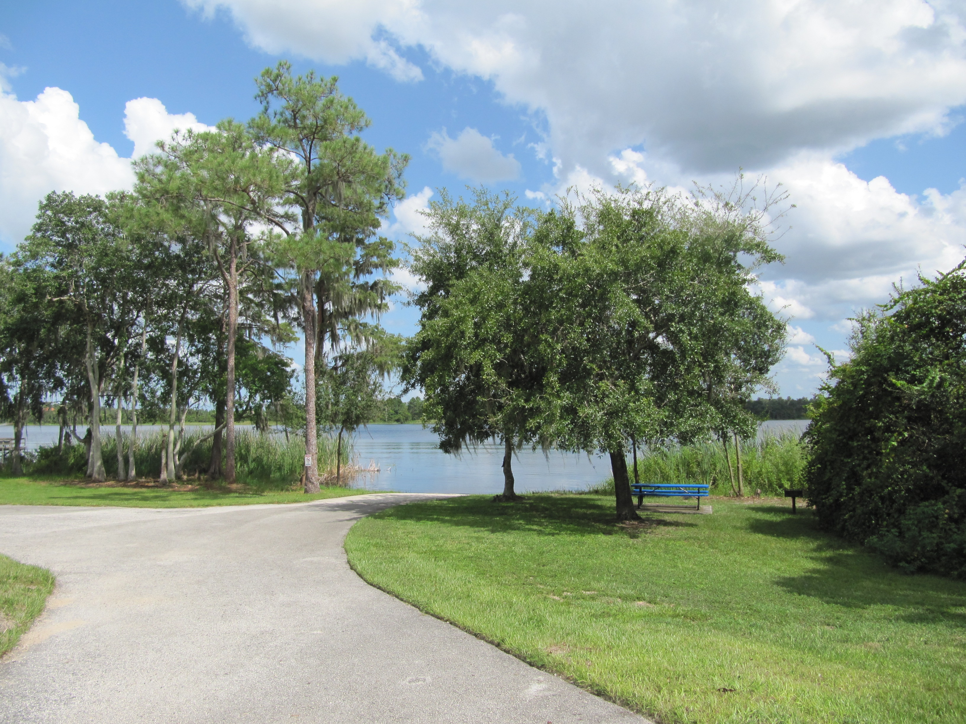 Boat Dock with access to the lake