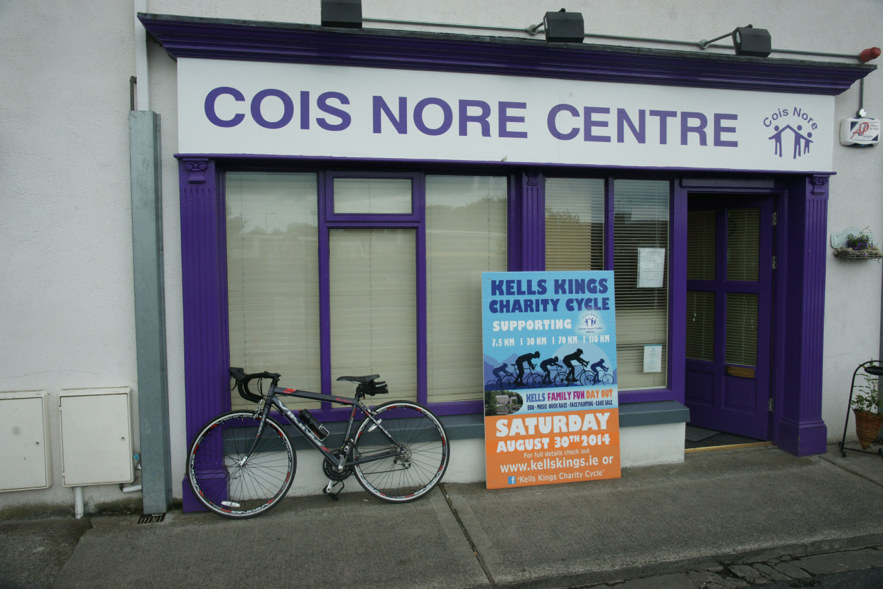 Cois Nore building donated rent free by Modern Printers