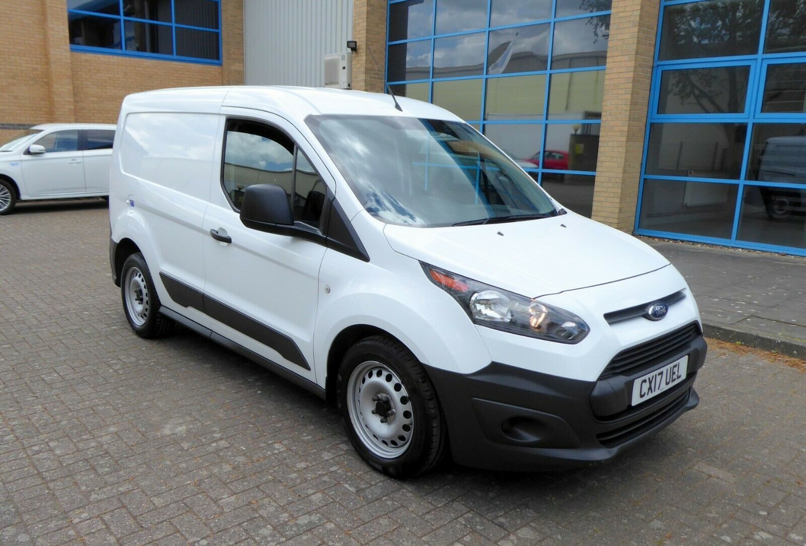 2017 Ford Transit Connect  220