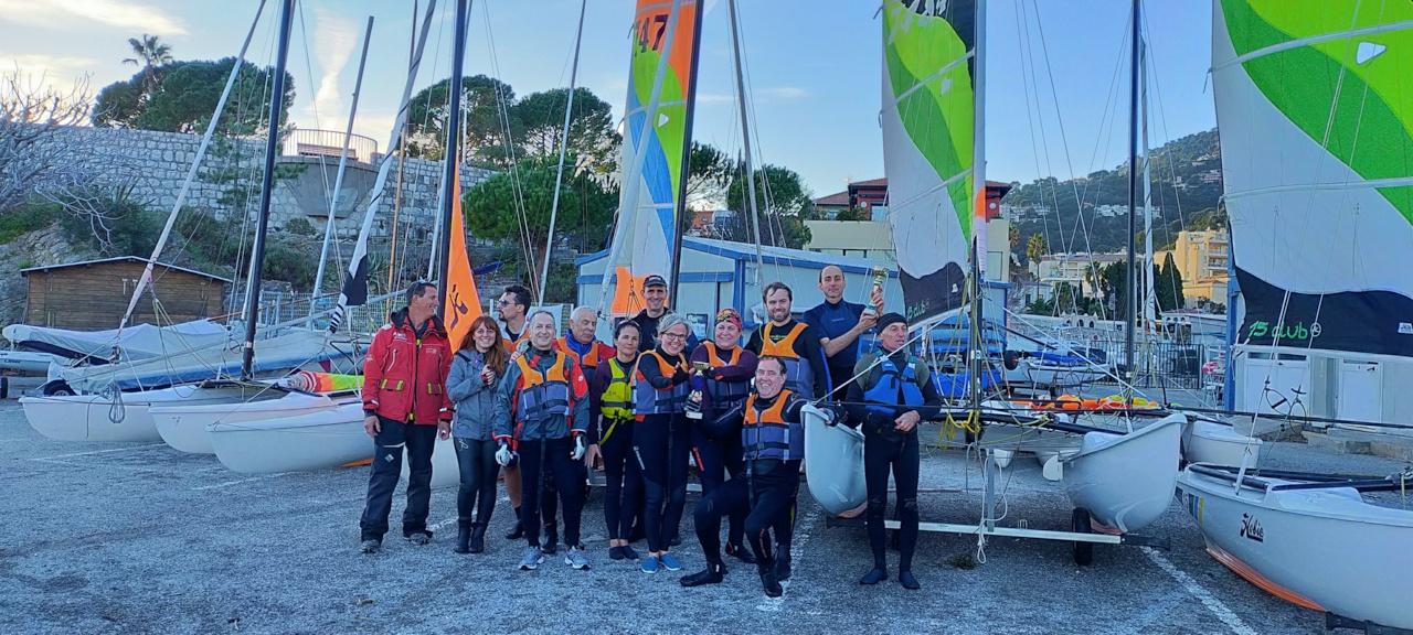Team Catamaran 2019/2020