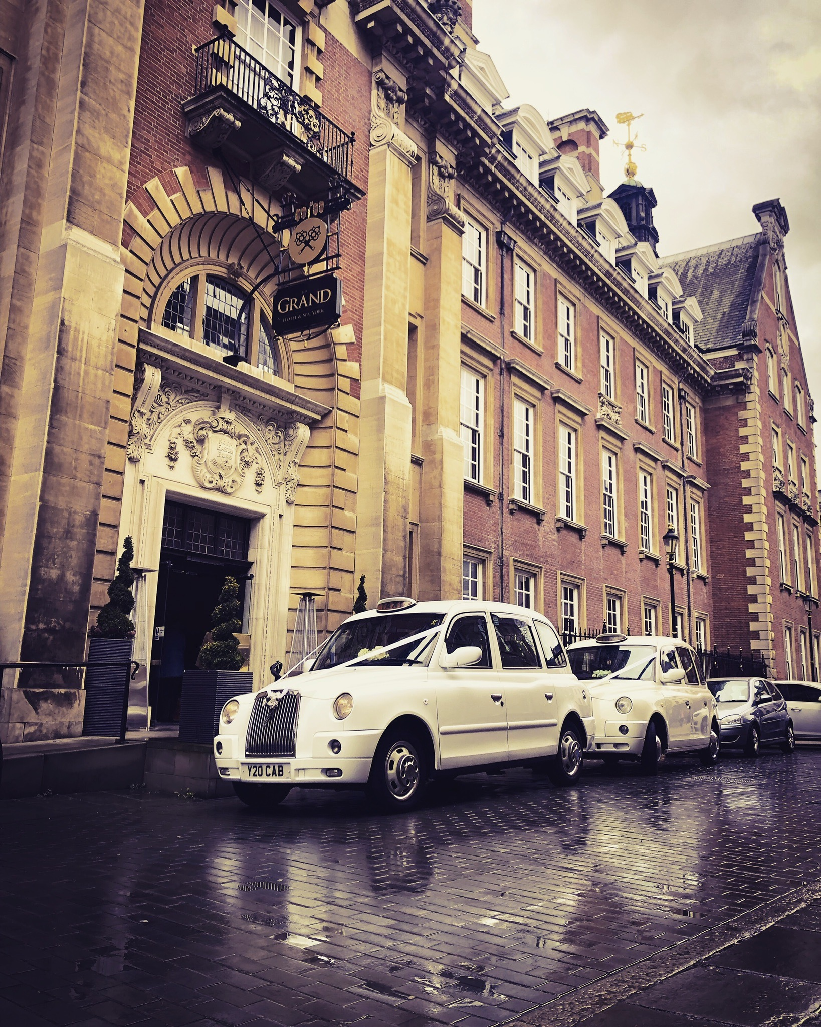 york wedding cars cabs taxis