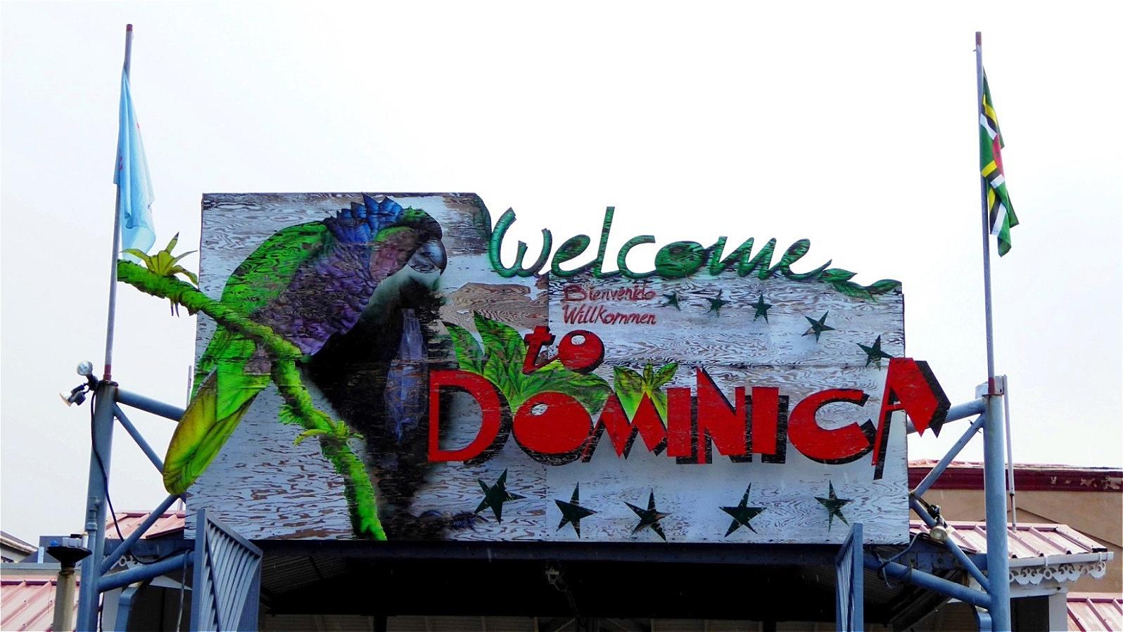 Dominica wir kommen !