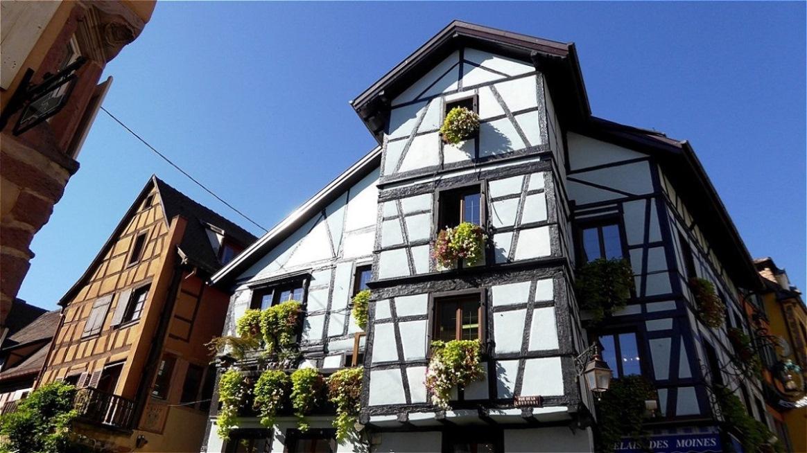 Fachwerkhäuser aus dem Mittelalter