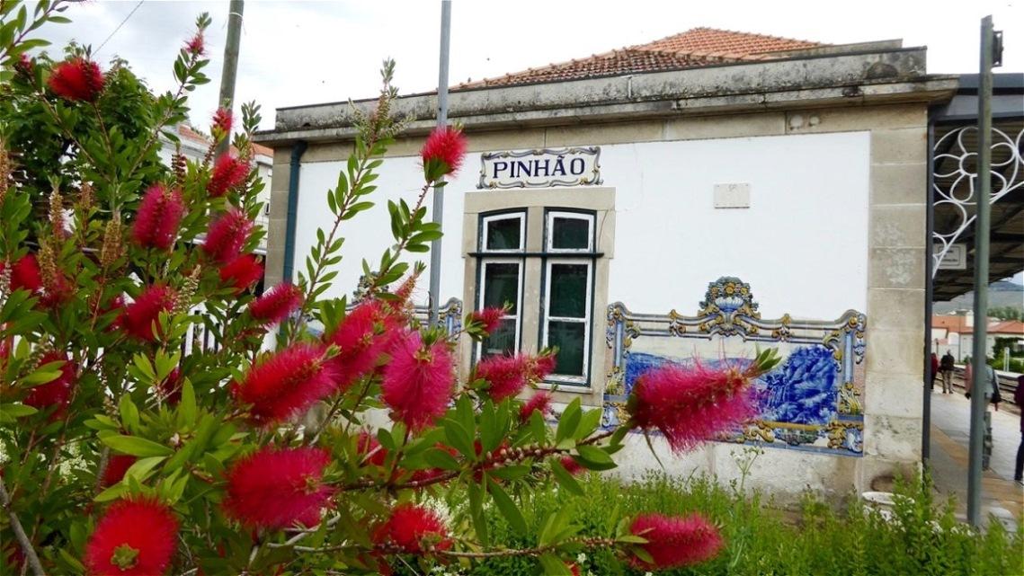 Bahnhof in Pinhao