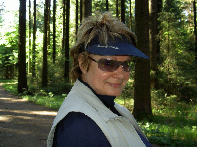 Unterwegs im Krenwald
