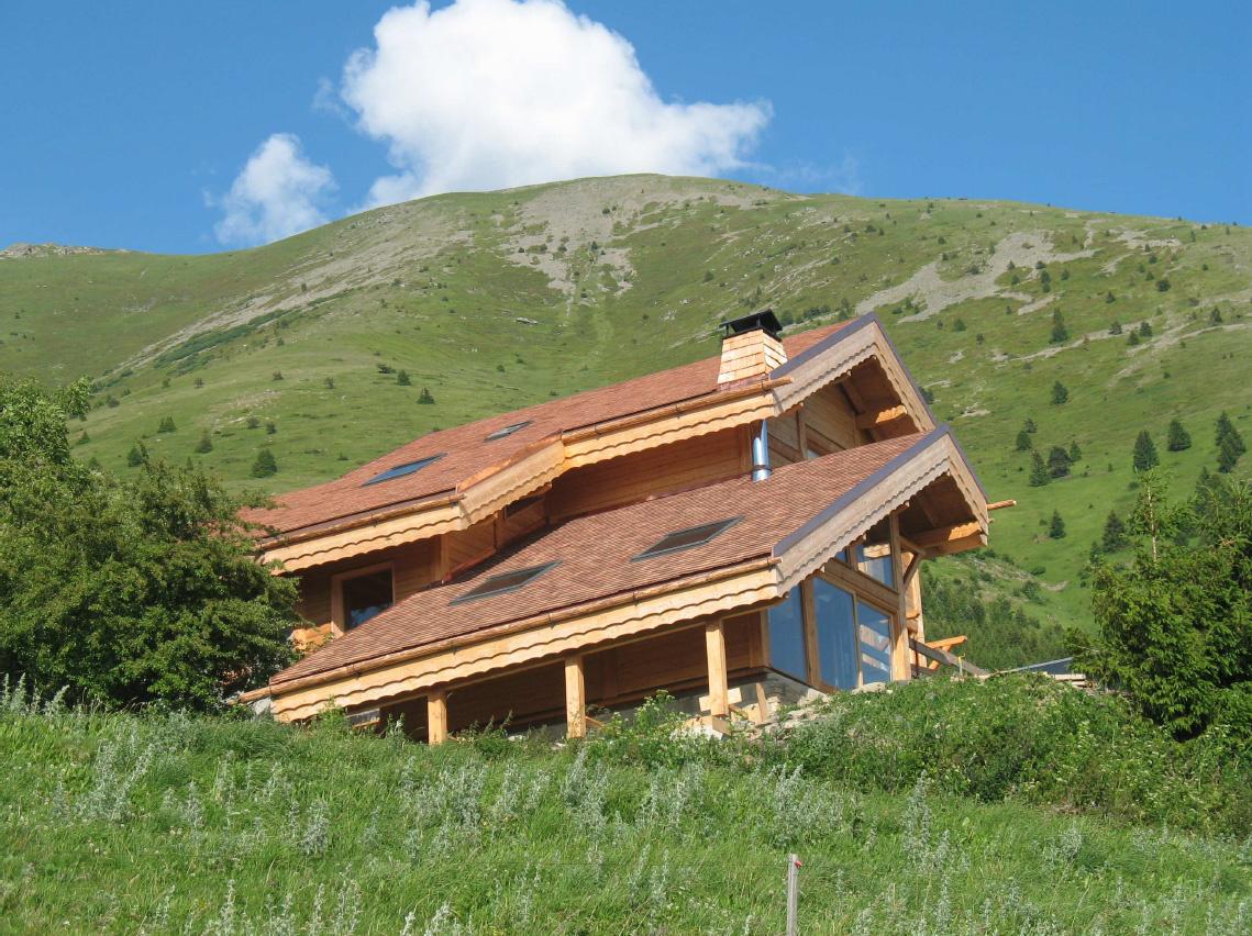 Maison à Saint-Honoré (38350)