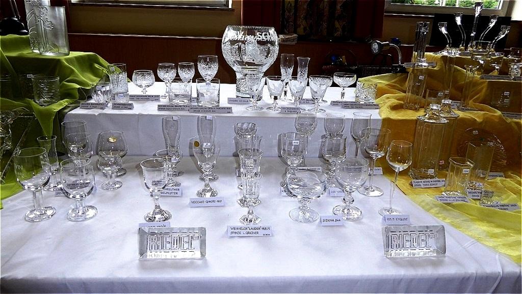 RIEDEL Kristallglas