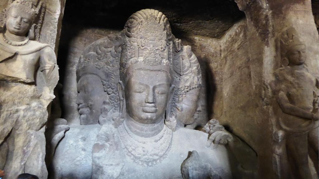 Shiva als Mahadeva Maheshvara