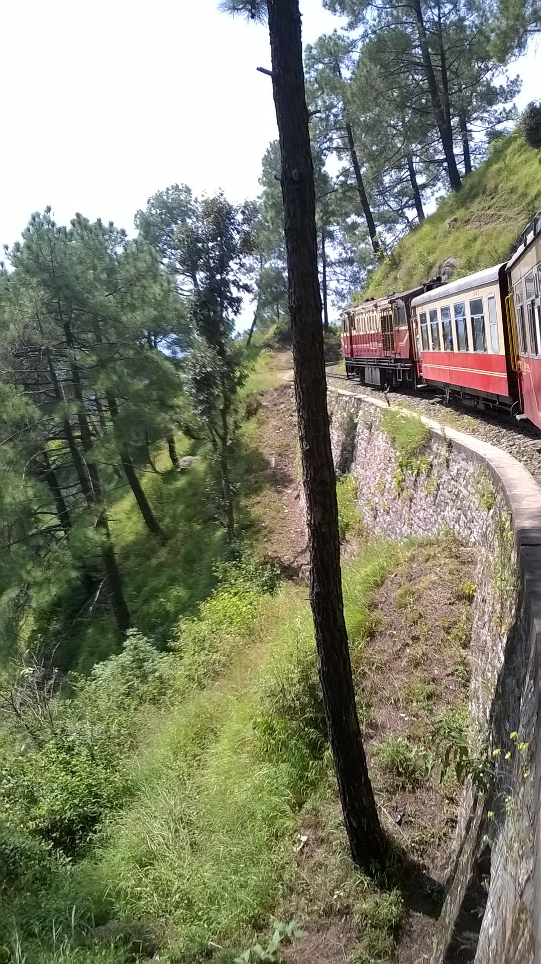 The Shimla Railway