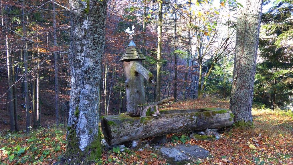 Origineller Brunnen