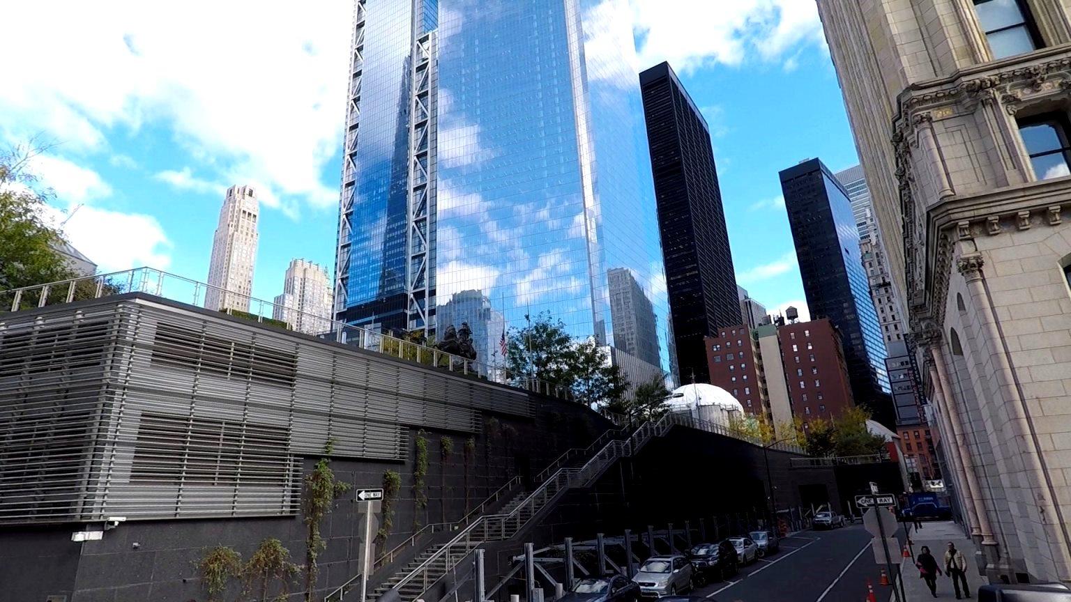 Am Ground Zero
