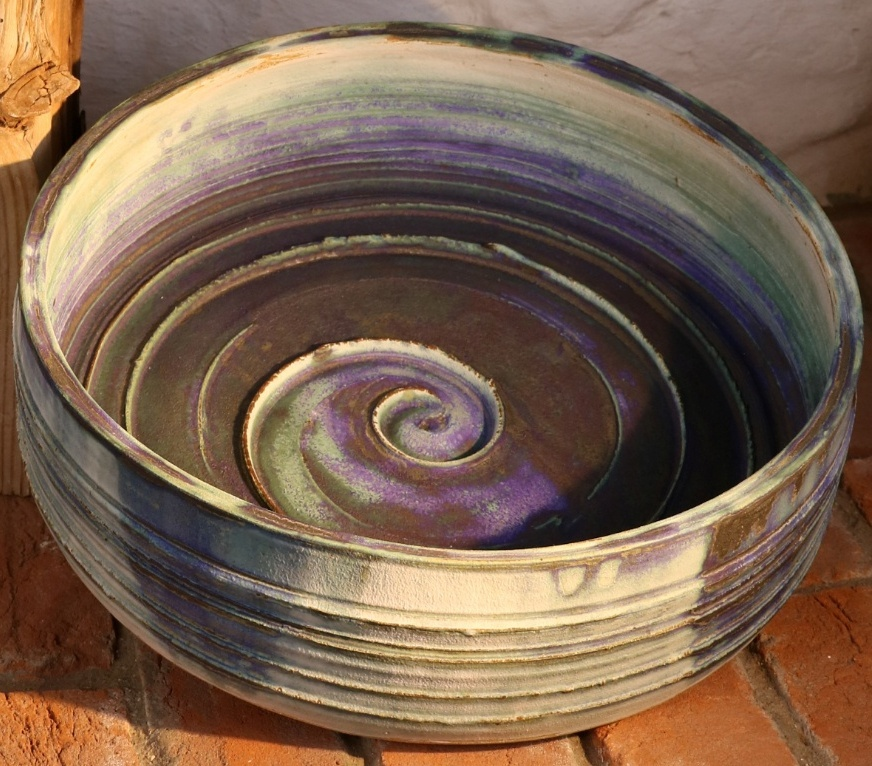 Dersingham Pottery & Gallery - Stoneware hand-thrown by June