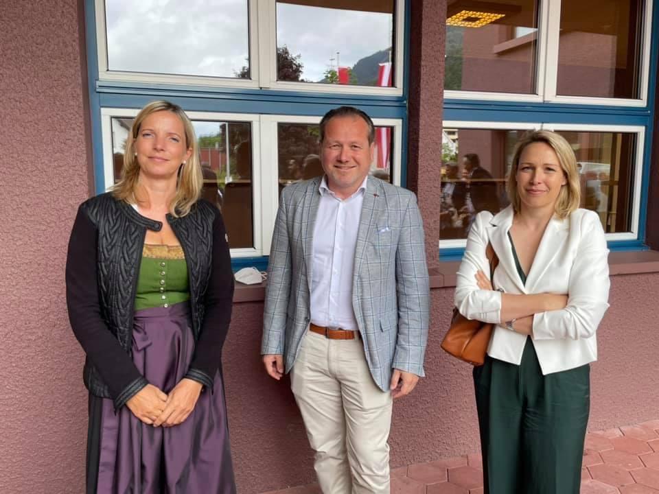 Eröffnung Bildungszentrum Hofen, Frastanz