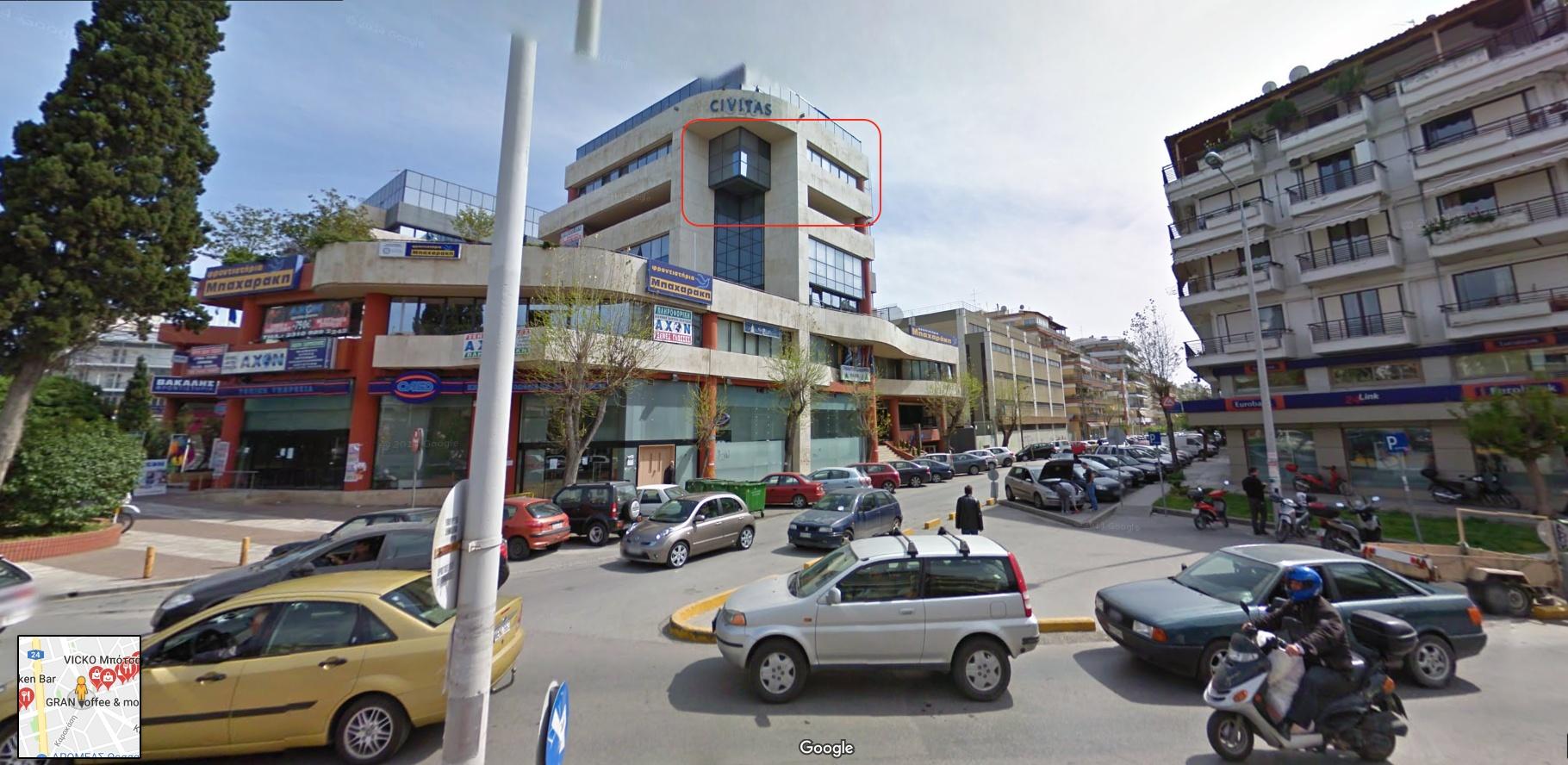 Κτίριο γραφείων Civitas
