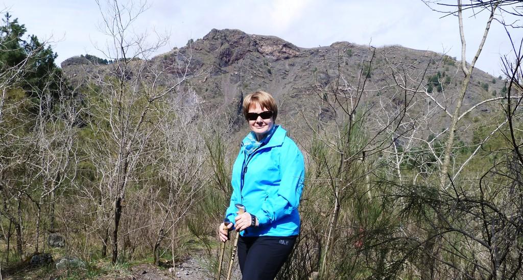In der Caldera des Monte Somma
