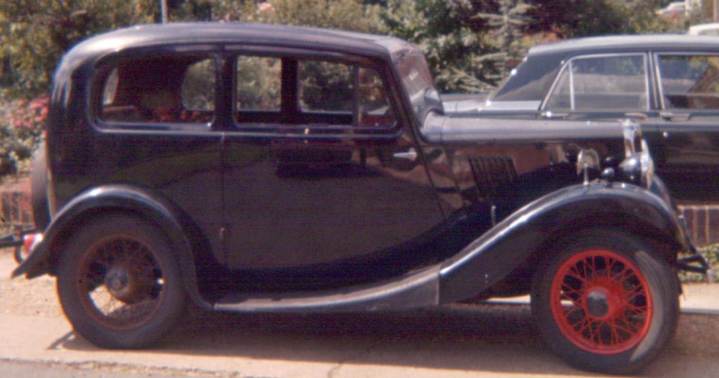 Morris 8 Series 1  1935